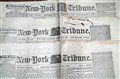 New York Weekly Tribune 1863 & 1865