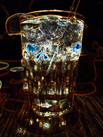 Liquids in Glass