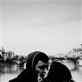 Valentine's day on the Arno