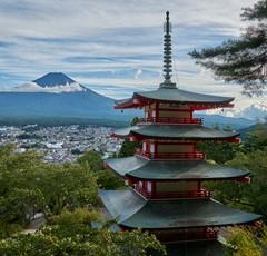 Chureito Pagoda (Fujiyoshida)