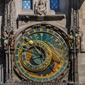 The Prague astronomical clock is a medieval astronomical clock located in Prague, the capital of the Czech Republic. The clock was first installed in 1410, making it the third-oldest astronomical clock in the world and the oldest one still operating.