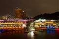 Neon time at Singapore Clarke Quay