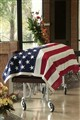 Veteran  Casket Flag
