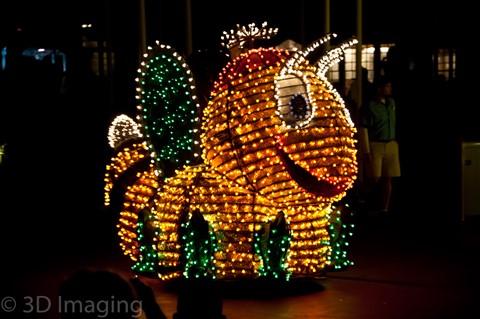Disney's Epcot & Magic Kingdom 2013-6511
