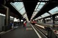 Zuerich HB Incoming train