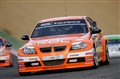 Orange BMW winner