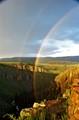 North Clear Creek_Double Rainbow