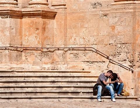 Lovers  In Cuitadella Menorca