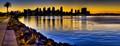 San Diego Morning HDR Panorama