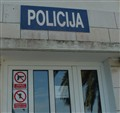 Poliice staton Croatia (no guns allowed)
