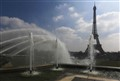 Trocadero Fountain