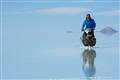 Cycling the Salar de Uyuni