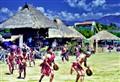 Tribal War Dance