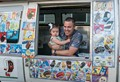 ice cream truck happiness