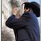 Rabbi Praying