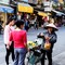 Shopping at Hanoi