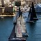 Started by the cannons in Valetta Harbour.: The yatchs taking part in the 2014 Rolex race.