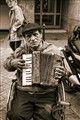 Accordioniste - Place d'Aligre, Paris