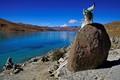 Tibet Holy Lake