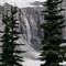 Mt Ranier Nisqually Waterfall
