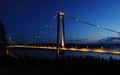 Högakusten bridge (Sweden)