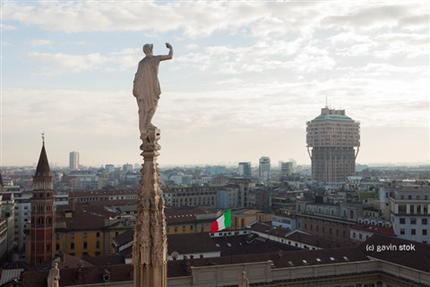 Milan: On The Lookout