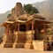 Gopinath Temple..inside Bhangarh Fort....