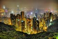 Hongkong from Peak
