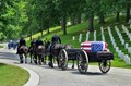 The honorable funeral at Arlington
