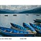 Boats on Phewa Lake-1