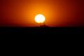 Carlsbad, CA Sunset on the USS Germantown