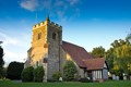 St Peters church. Tewin, Herts. UK