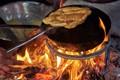 Gurung bread for breakfast