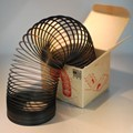 Slinky in box