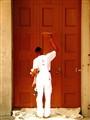 A door job