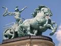 Budapest -  Heros square