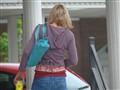 Lady Walking Away