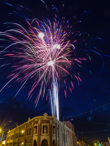 fire works-1090235