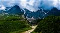 Himalayas, Gangotri, India