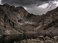 Storm Over Chasm Lake