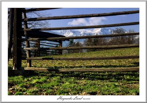 Hay-rack framing