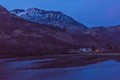 Loch Leven and Na Gruagaichean at Night