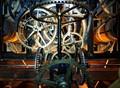 Inside A Clock Tower