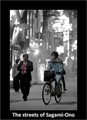 The streets of Sagami-Ono