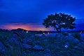 DeWeese Reservoir sunrise