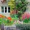 Bibury cottage garden 1