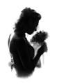 sposa_silhouette
