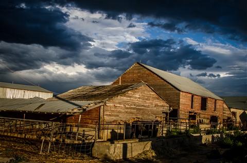 Benson Barn pod12013