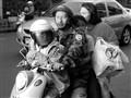 Thailand - Motorbike Family