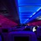Sensationally Virgin America mood lighting Main Cabin